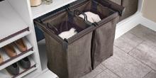 MasterSuite Laundry Organizer