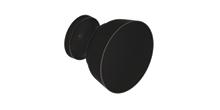 MasterSuite Round Bronze Knob
