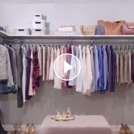 ClosetMaid ExpressShelf Walk-in Installation Video